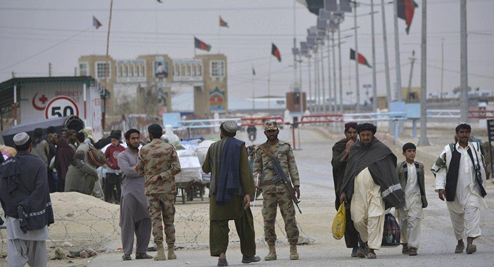 La frontière pakistano-afghane