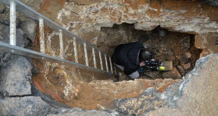 Une tombe de plus de 1.500 ans découverte en Chine