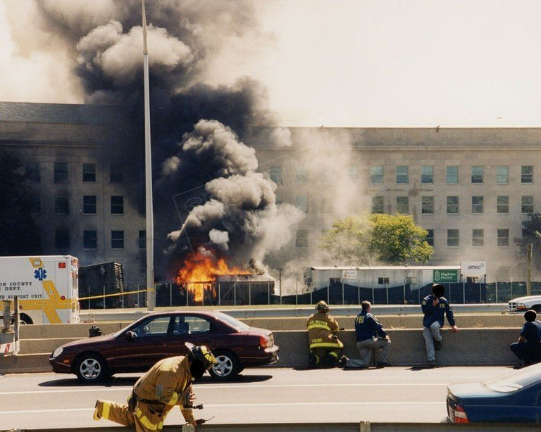 Attaque du 9/11 contre le Pentagone