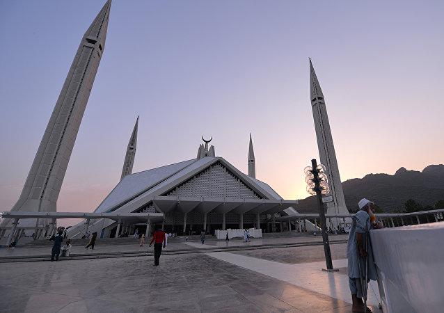 sanctuaire au Pakistan