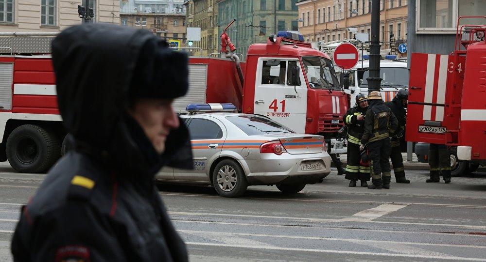 Attentat de St-Pétersbourg: «C'est une ville martyre comme Nice l'a été»