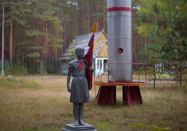 Ces lieux abandonnés où flotte le spectre de l'URSS