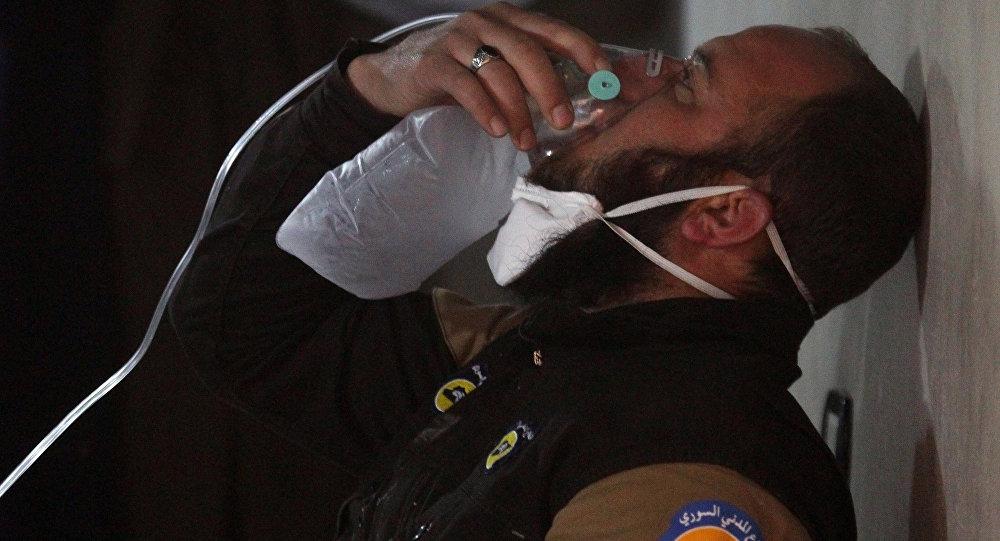 L'attaque chimique présumée à Khan Cheikhoun, en Syrie