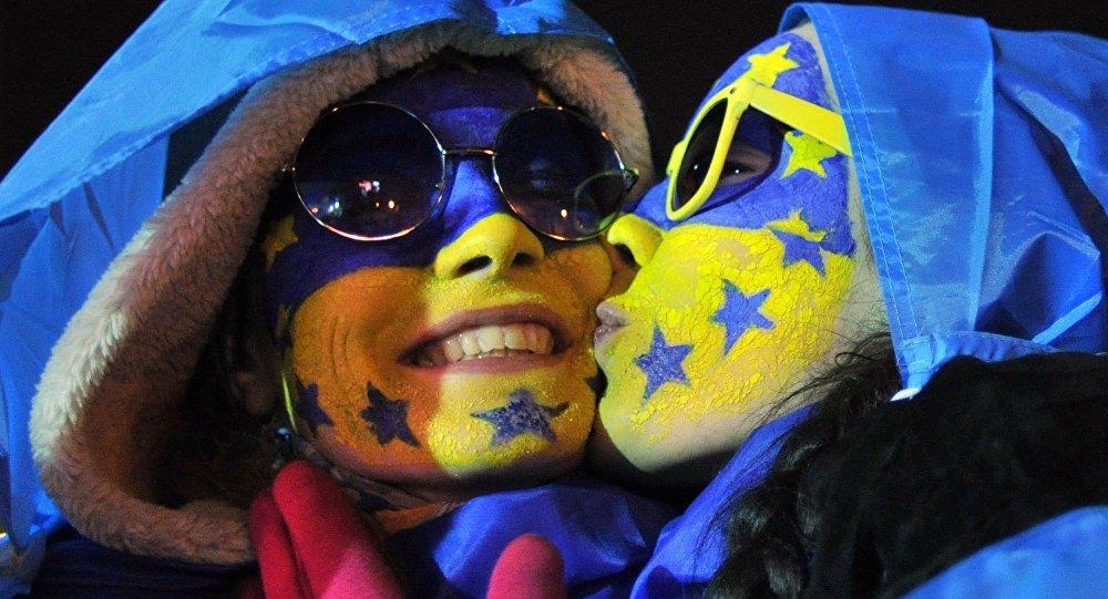 L'UE va financer la propagande pro-européenne en Ukraine