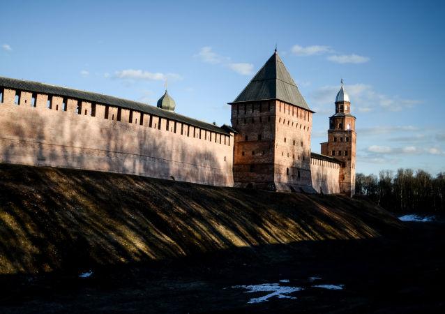 Les villes russes: Novgorod-la-Grande