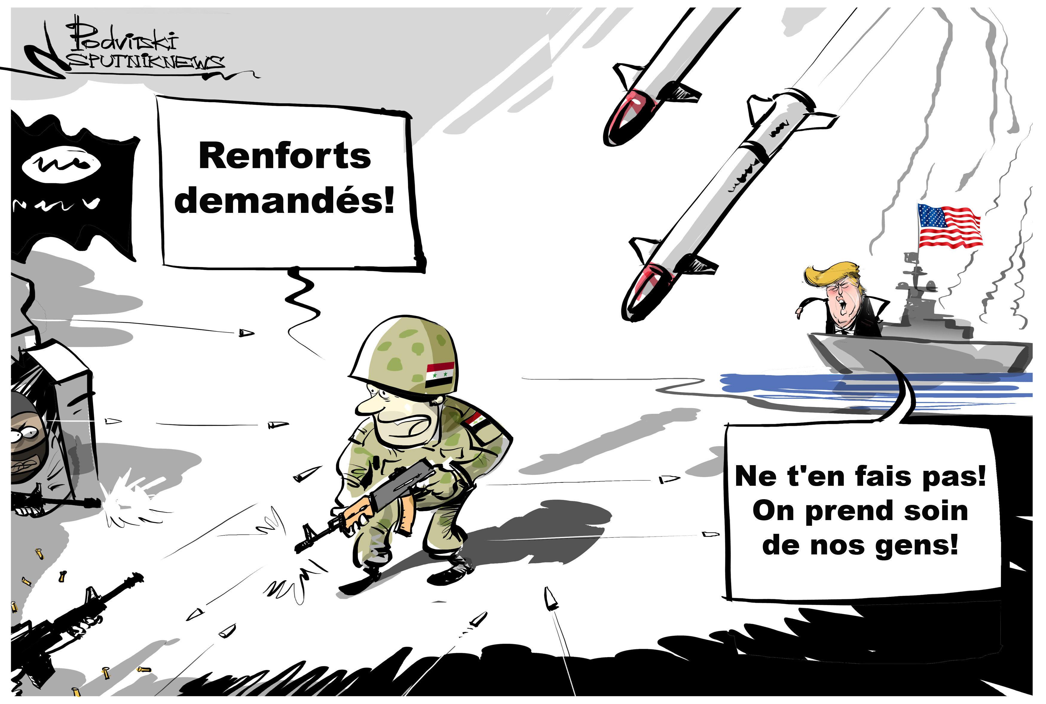 Priorités du Pentagone