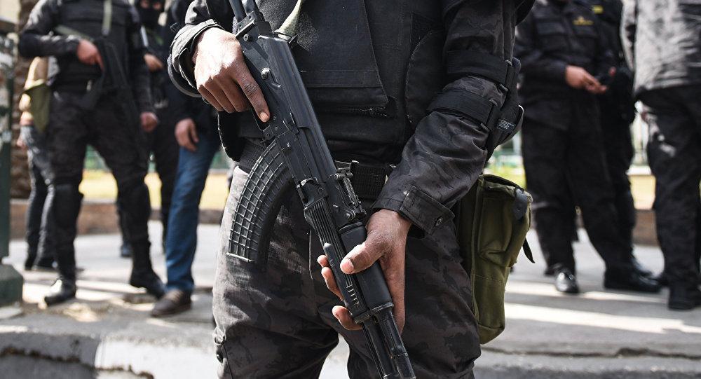 police égyptienne
