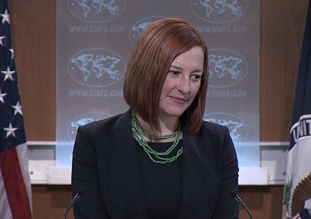 Psaki: Trump a-t-il pensé aux conséquences des frappes en Syrie?