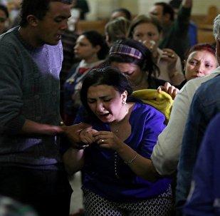 Situation à l'église Mar Marcos