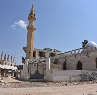 Banlieue d'Alep
