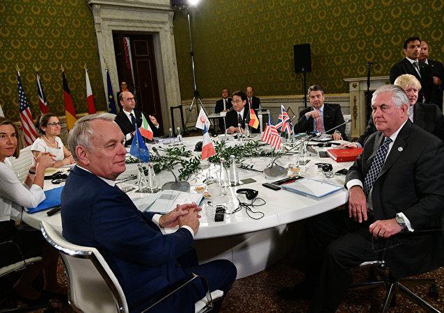 le sommet du G7