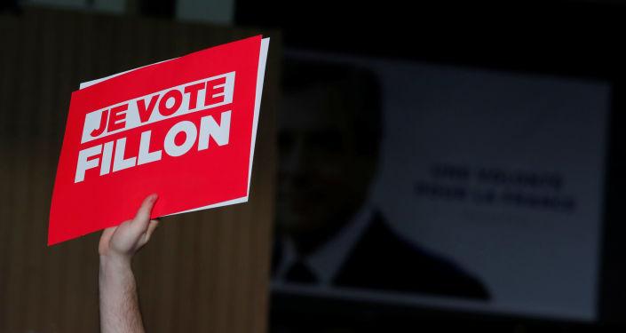 Partisan de Fillon
