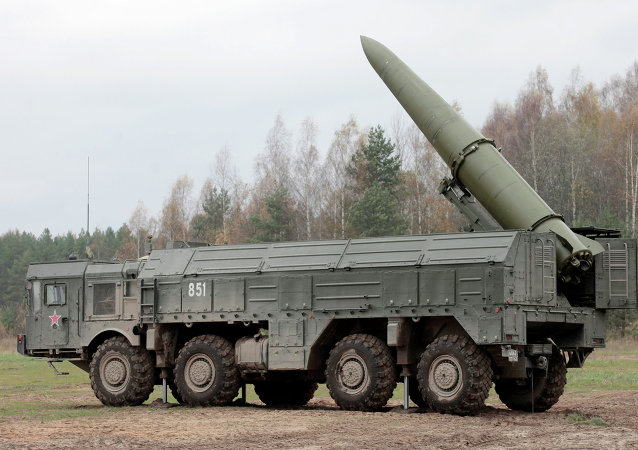 L'armée russe déploie les missiles Iskander-M
