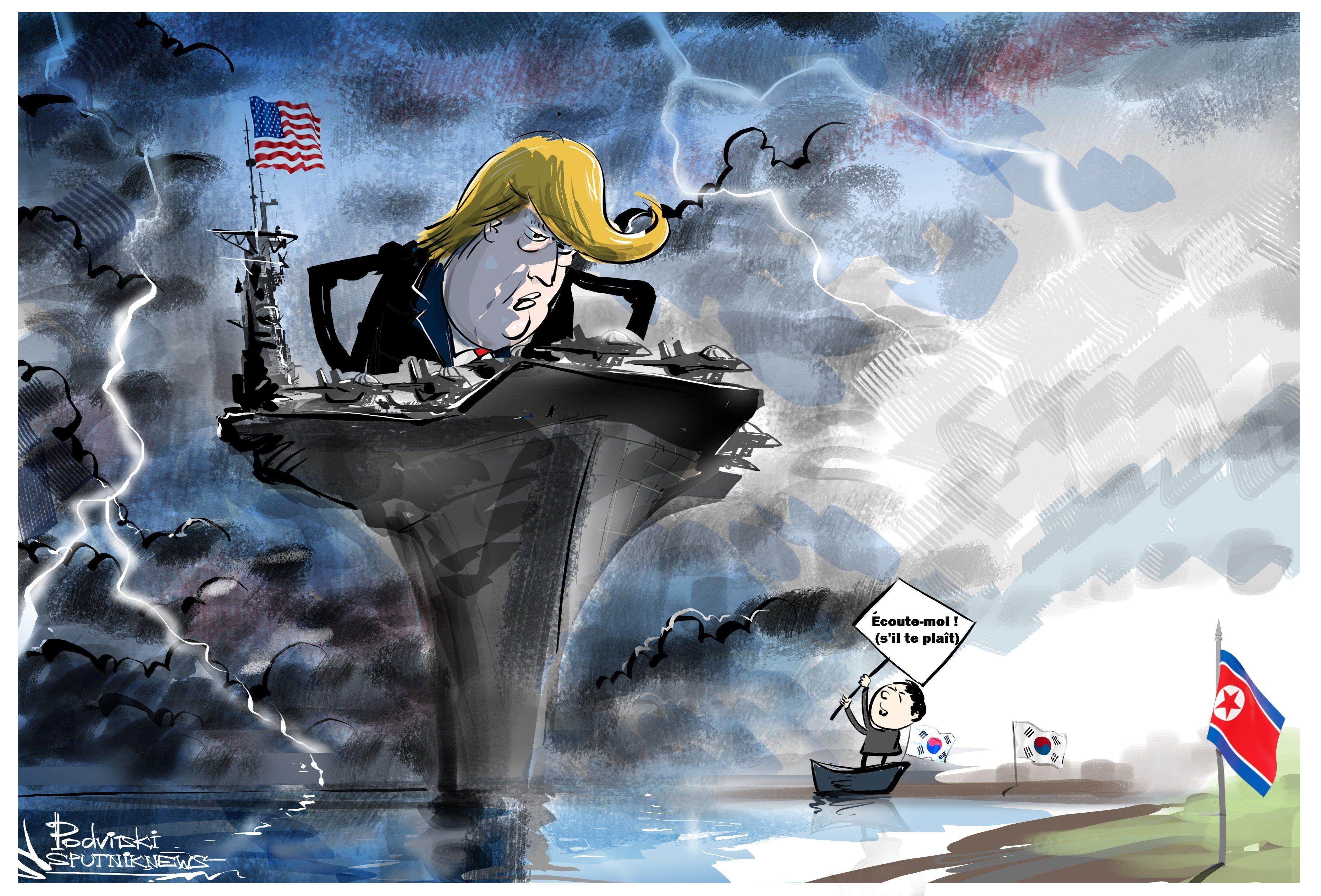 La marine US réalisera quelque chose d'exceptionnel dans le Pacifique