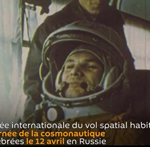 Poekhali! La journée de la cosmonautique est celebrée le 12 avril en Russie