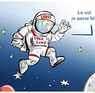 La journée de la cosmonautique