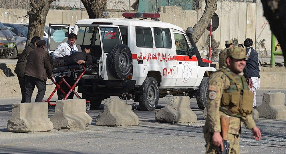 18 morts et 18 blessés dans une série d'explosions dans un cimetière en Afghanistan