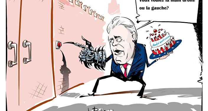 Tillerson somme Moscou de faire un choix entre États-Unis et Syrie