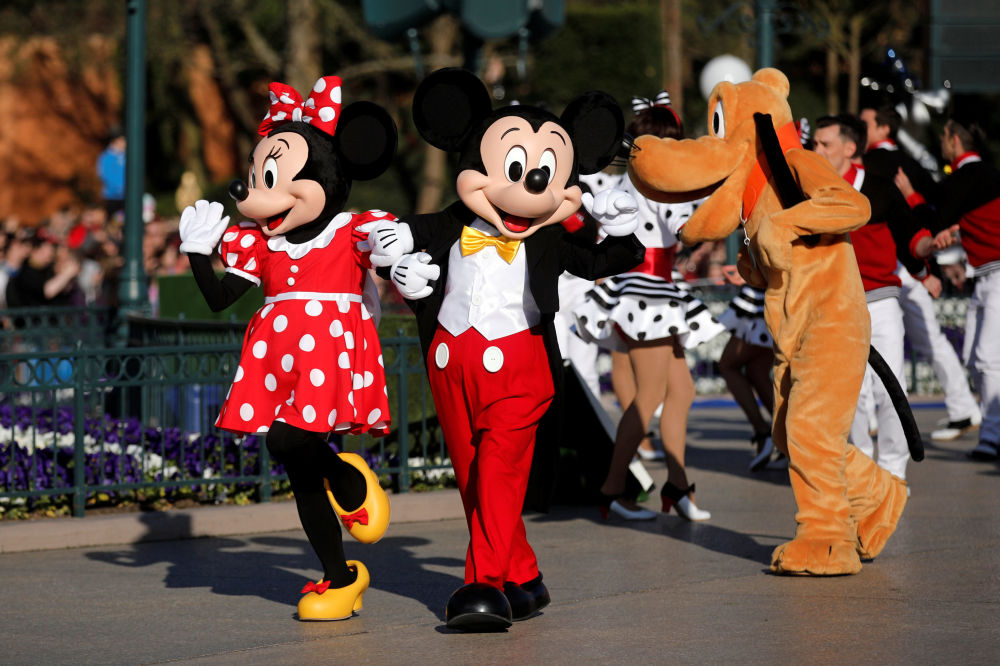 Disneyland Paris fête ses 25 ans