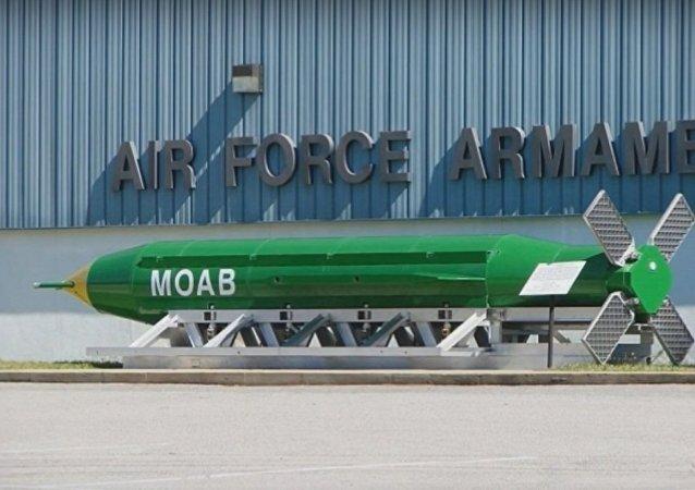 Massive Ordnance Air Blast (MOAB)