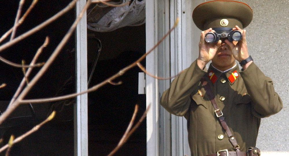 Soldat nord-coréen