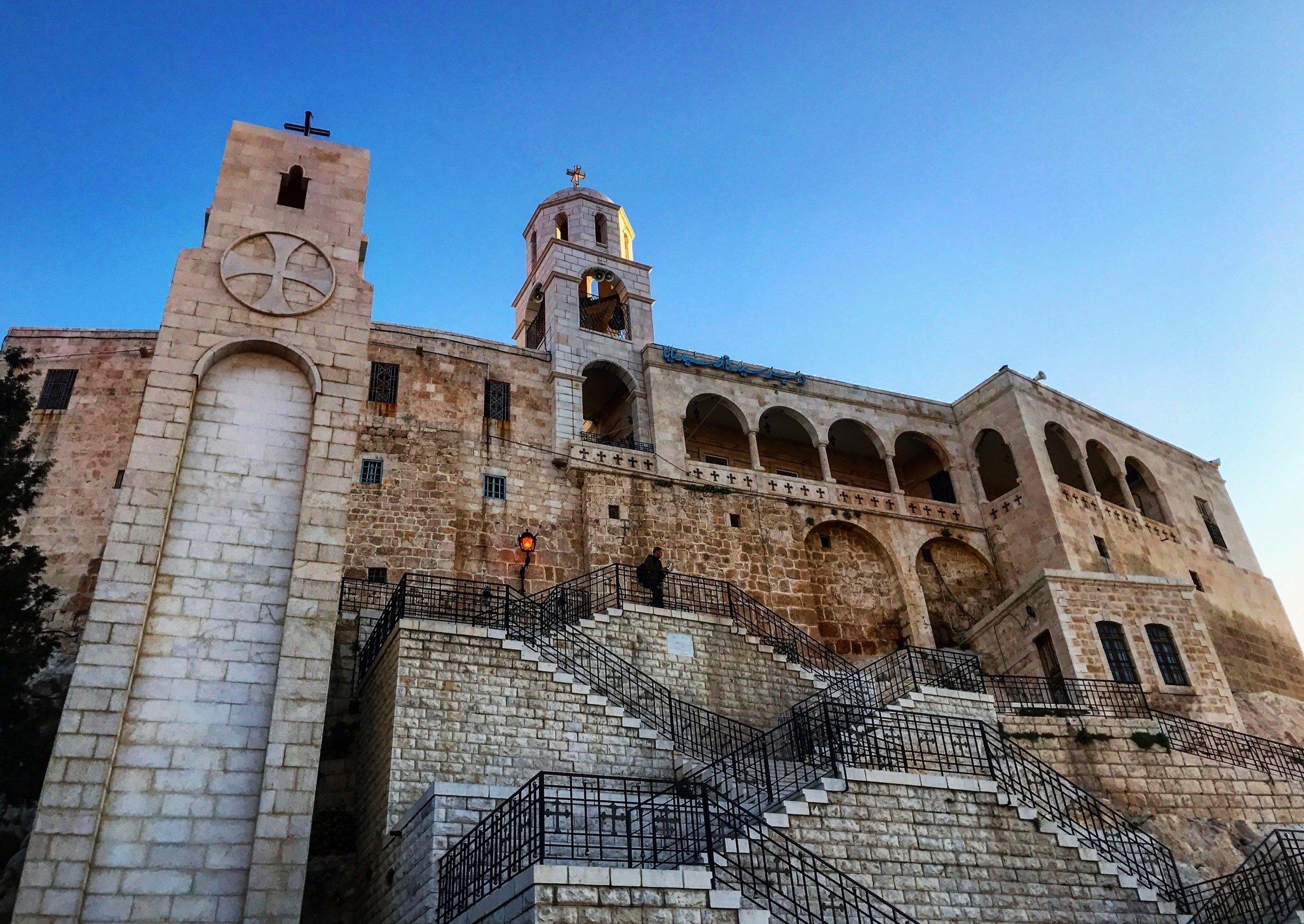 Monastère de Saidnaya
