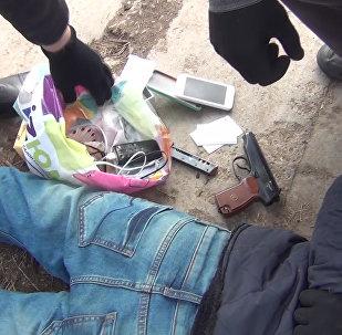 L'arrestation d'un des auteurs présumés de l'attaque de Saint-Pétersbourg