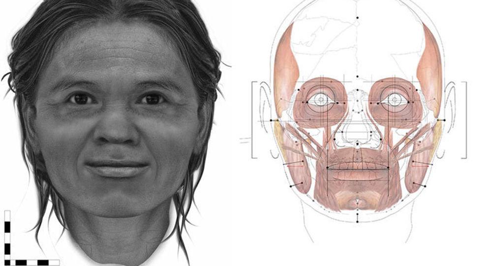 Des scientifiques révèlent l'apparence d'une femme qui a vécu il y a 13.000 ans