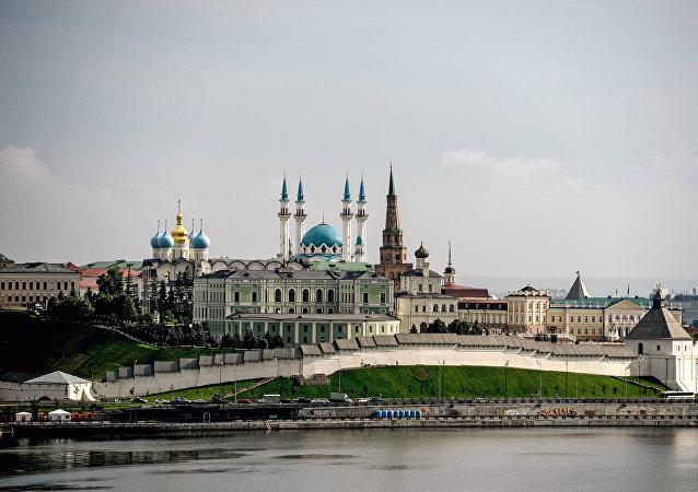 Ville de Kazan