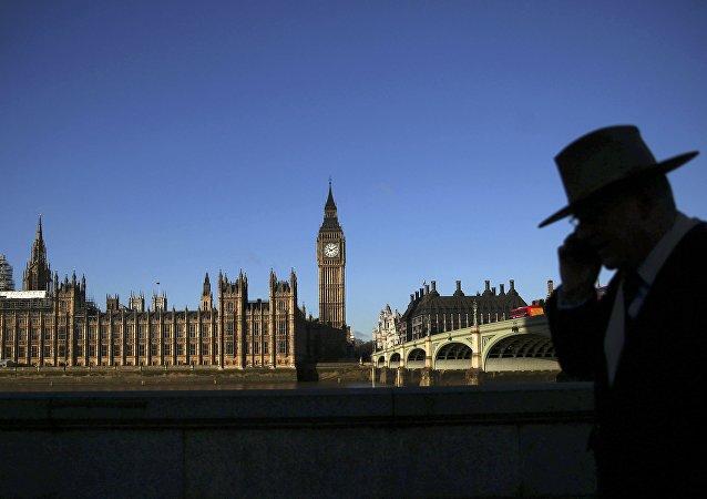 Le parlement britannique