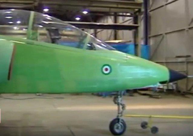 L'avion-école iranien Kowsar 88