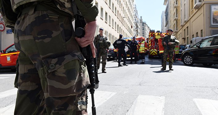 Police de Marseille