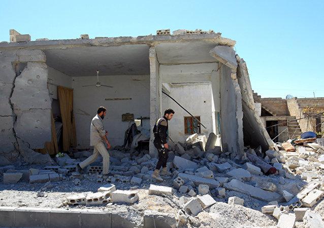 Moscou: aucune visite d'experts sur les lieux du drame de Khan Cheikhoun à ce jour