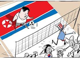 «La guerre? Quelle guerre?»: comment Pyongyang se prépare à un conflit avec les USA