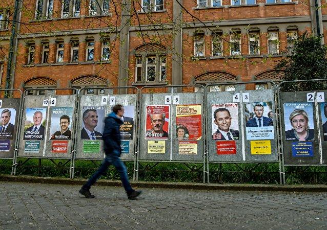 Vers la fin des partis politiques français?
