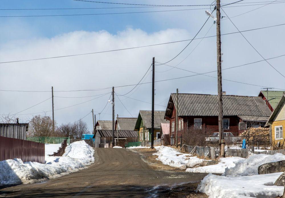 Des villages caréliens anciens