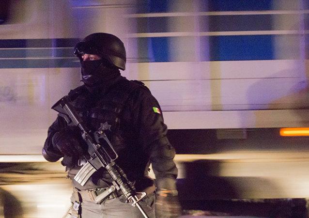 La police mexicaine