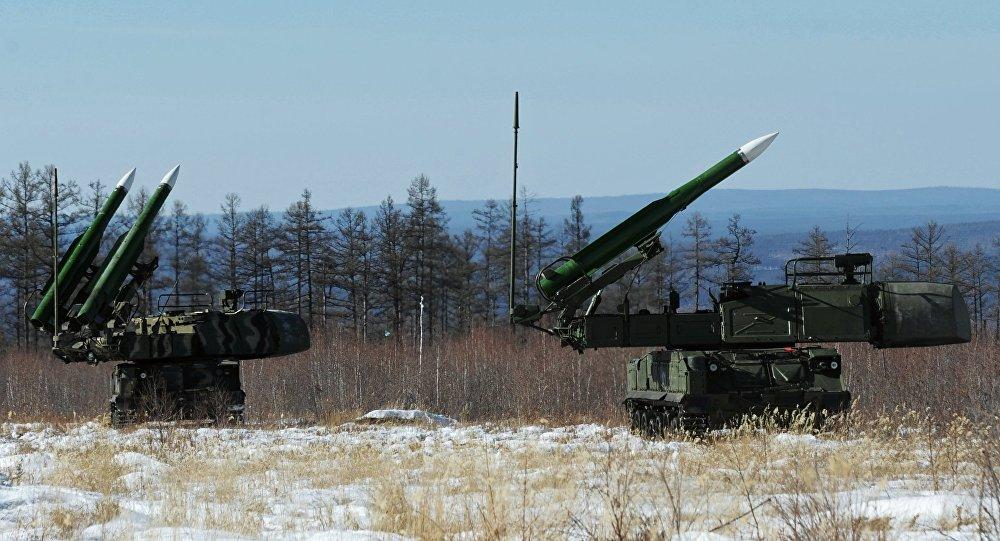 Des exercices miltaires russes dans la région d'Extrême-Orient