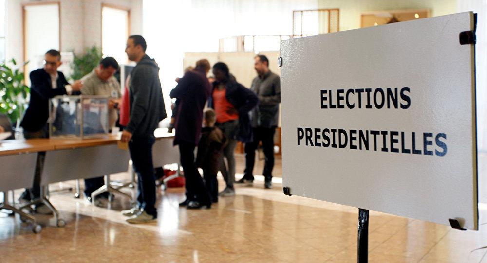 Les bureaux de vote à paris période du er mars et le