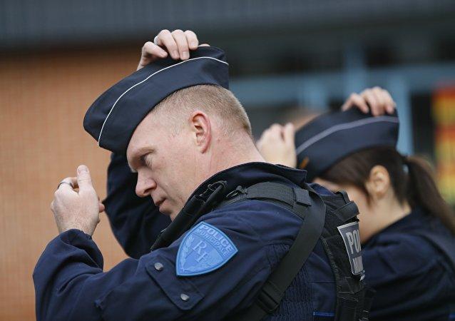 La police municipale française (image d'illustration)
