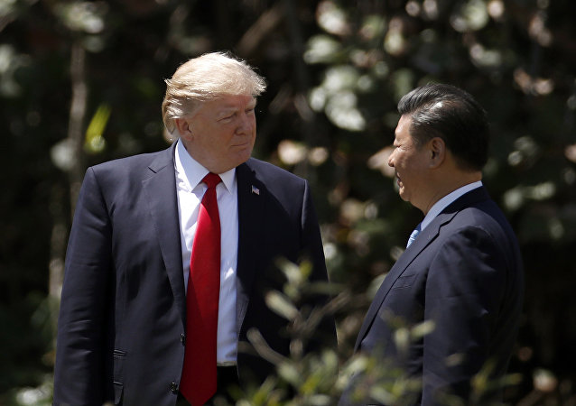 Xi Jinping et Trump
