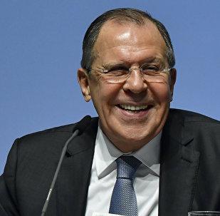 Sergueï Lavrov, chef de la diplomatie russe