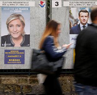 Bilan du premier tour de la présidentielle française