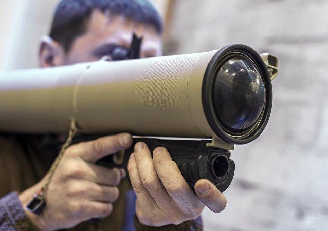Les troupes de la Garde nationale russe bientôt équipées de lance-flammes