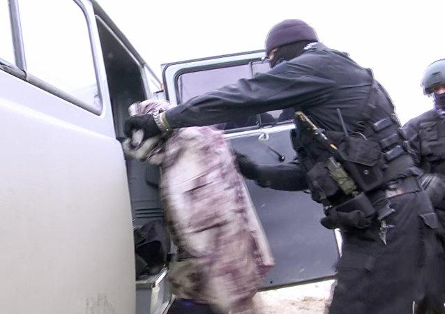 Des adeptes de Daech qui préparaient un attentat arrêtés dans l'Extrême-Orient russe