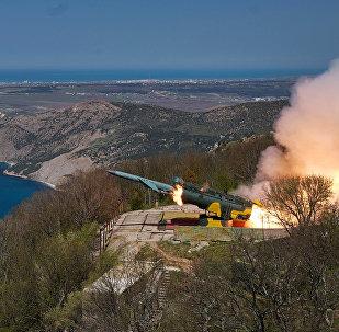 Les manœuvres tactiques de la flotte de la mer Noire en Crimée