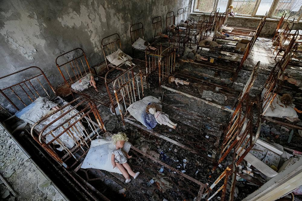Tchernobyl, 31 ans après