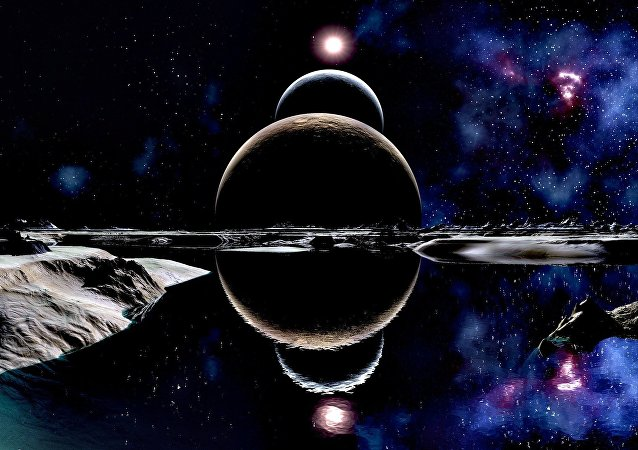 planètes lointaines