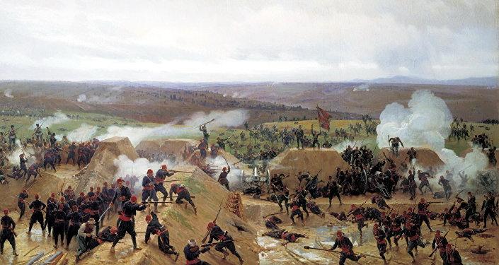 la guerre russo-turque de 1877-1878