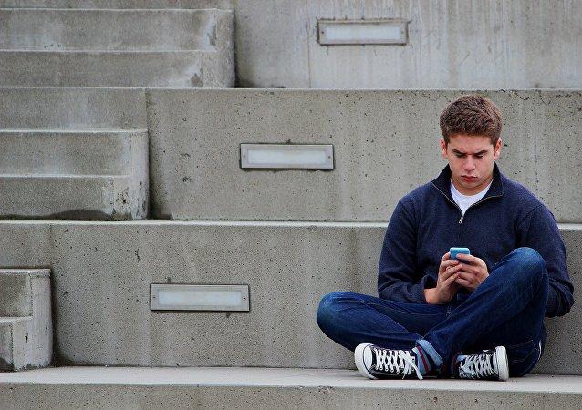 Un adolescent israélien